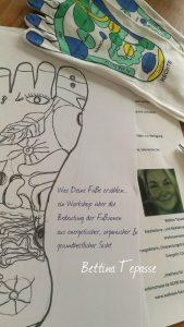 Energetische Fusszonenmassage mit Bettina Tepasse @ Wellness für die Seele | Bocholt | Nordrhein-Westfalen | Deutschland
