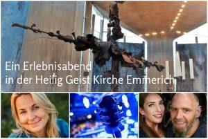 Es ist wie es ist - sagt die Liebe... Ein Erlebnisabend in der Heilig Geist Kirche Emmerich @ Heilig Geist Kirche | Emmerich am Rhein | Nordrhein-Westfalen | Deutschland