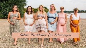 Online Auszeit für Schwangere @ Wellness für die Seele