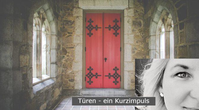 Türen – ein Kurzimpuls