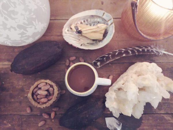 Kakao Zeremonie @ Wellness für die Seele